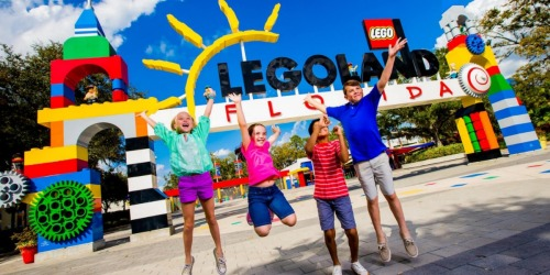 LEGOLAND Pass Members Bring-A-Friend For Only $10