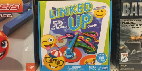 Target Shoppers! 50% Off Games (Linked Up, Banned Words & More) – No Coupons Needed