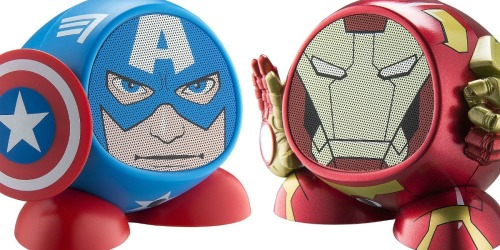 Best Buy: Marvel Portable Bluetooth Speakers Only $7.99 (Regularly $29.99)