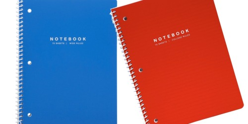 Meijer mPerks: FREE 70-Sheet Notebook eCoupon