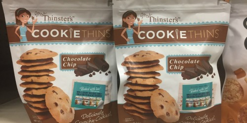 Target: Mrs. Thinster's Cookies Only $1.09 (After Cash Back)