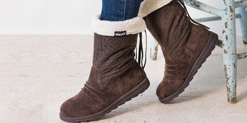 Zulily: Up To 65% Off MUK LUKS Boots