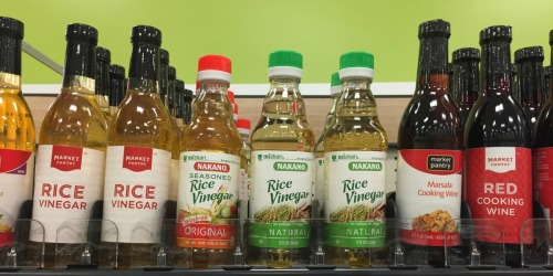 Target: Nakano Rice Vinegar Only 89¢ + More