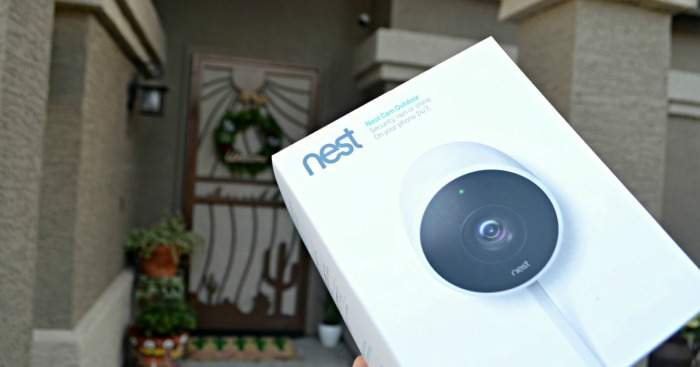 Amazon Nest Cam Outdoor Security Camera Only 158 95