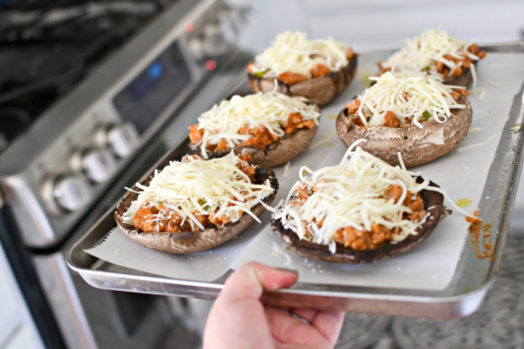 pan-of-keto-stuffed-mushrooms-going-into-the-oven-