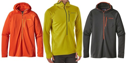 Patagonia Men's Fleece Hoodie Only $79 Shipped (Regularly $159) + More