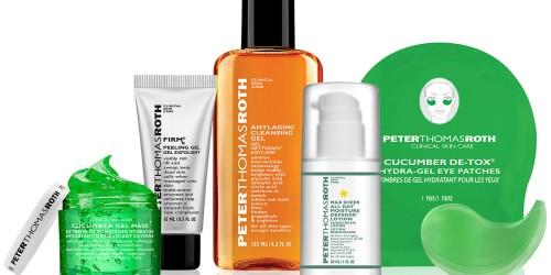 Macy's: Peter Thomas Roth 5-Piece Skin Care Set Just $19.99 Shipped (Regularly $38)