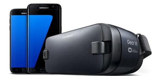 Samsung Gear Virtual Reality Headset + Free Bonus Controller Just $39.99 Shipped ($140 Value)