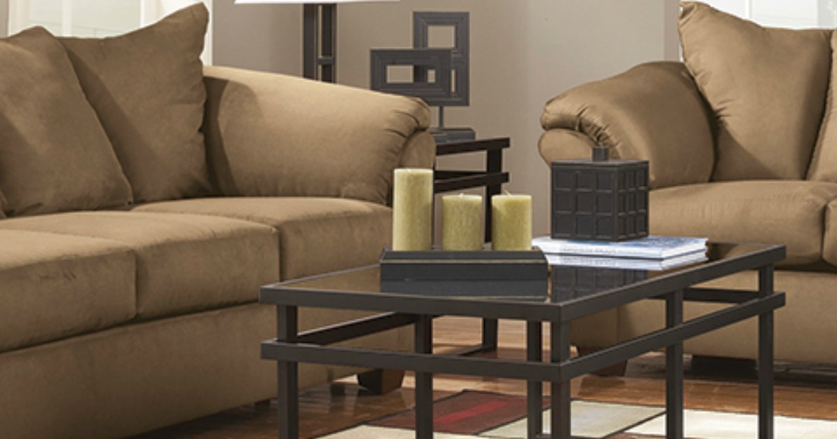 Jcpenney Ashley Signature Sofa Only 353 73 Delivered