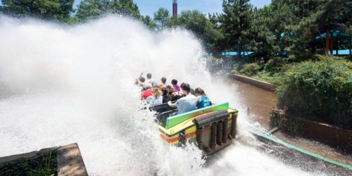 2,400 Win Six Flags Admission Ticket ($80 Value)