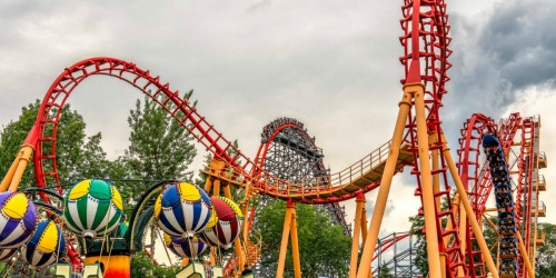 2,500 My Coke Rewards Members Win Six Flags Admission Ticket ($80 Value)