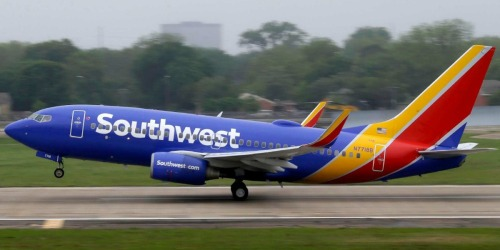 Southwest Airlines: $42 One-Way Flights