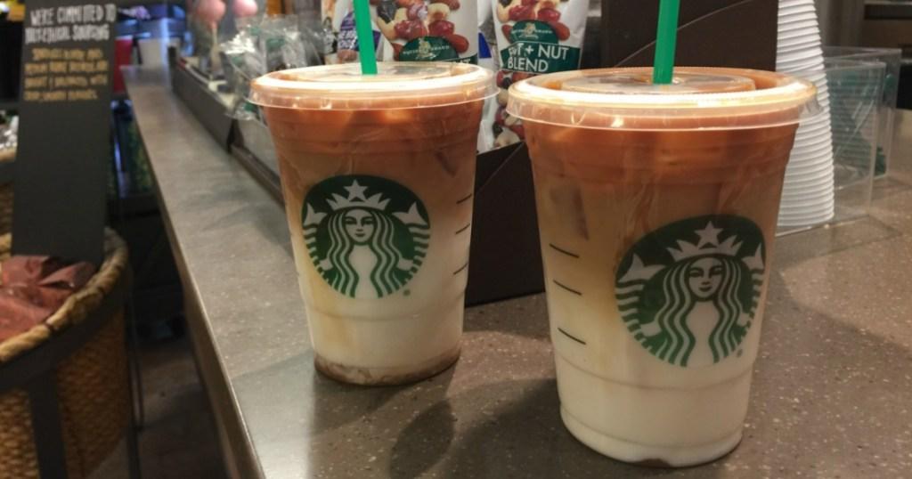 Starbucks Happy Hour: 50% off Grande Macchiatos or Lattes