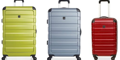 Macy's: Hardside Spinner Luggage Only $59.99 (Regularly$200+) & More