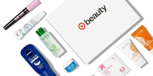 Target Beauty Boxes $7 Shipped ($35 Value) – Includes FULL-SIZE CoverGirl Mascara