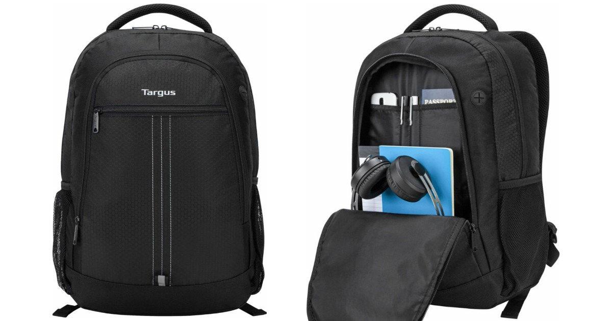 Targus Laptop Backpack Only $9.99 Shipped at Best Buy (Regularly $33)