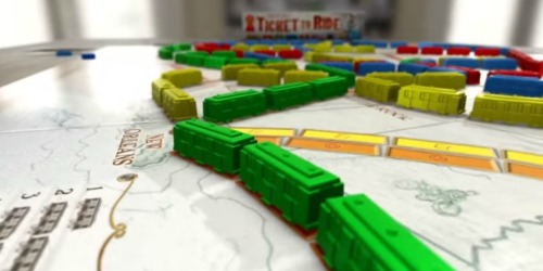 Ticket to Ride First Journey Board Game Only $14.99 (Regularly $35) + More Ticket to Ride Deals