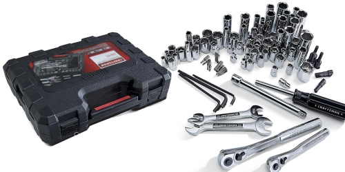 Sears: Craftsman 108-Piece Mechanics Tools Set Only $44.99 (Regularly $99.99)