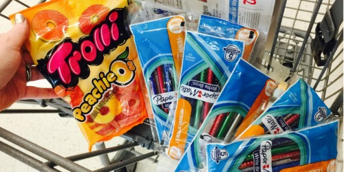 Score Trolli Candy + SIX Paper-Mate Pencil 5-Packs for UNDER $2 at Walgreens (No Coupons Needed!)