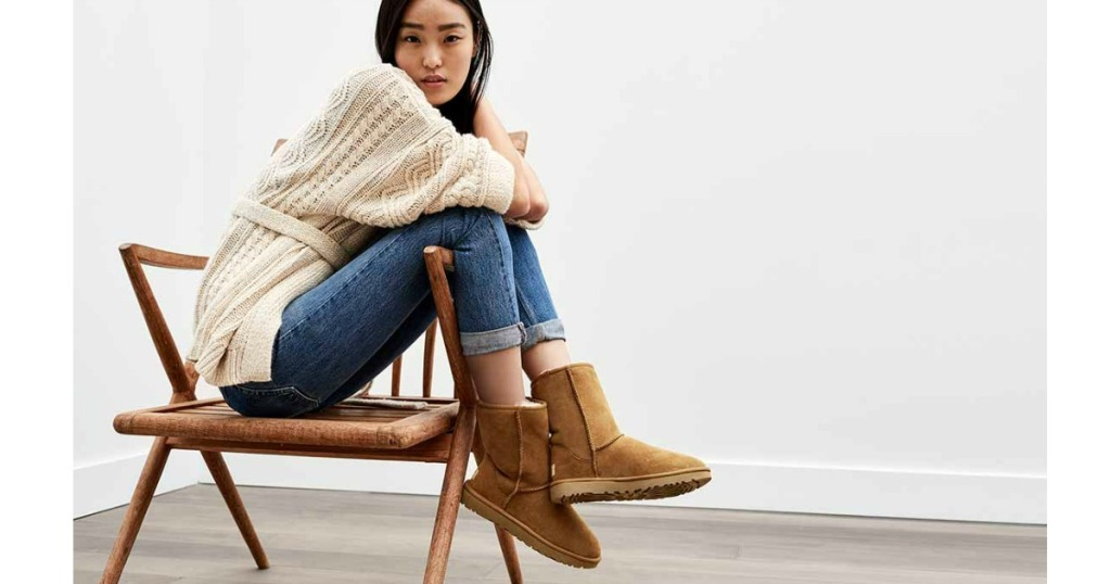 bd67e5ff11a Zulily: 55% Off UGG Boots, Shoes, Slippers & More - Hip2Save