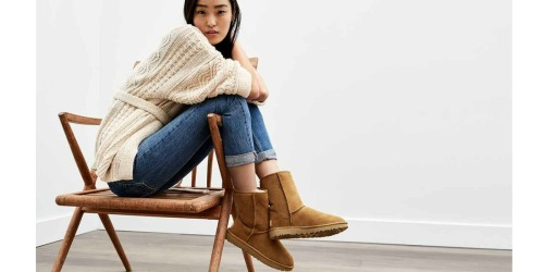 Zulily: 55% Off UGG Boots, Shoes, Slippers & More