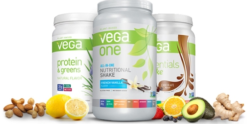Amazon: Vega One All-In-One Plant Based Protein Powder 1lb Only $23.19 Shipped