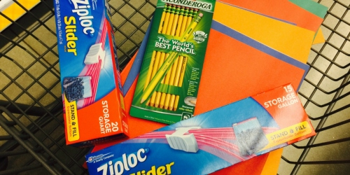 WOW! 10 School Supplies Just $3.99 at Walgreens (Makes Each Item Only 40¢!)