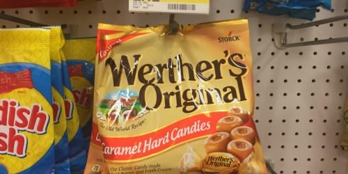 Werther's Original Caramels Just 57¢-64¢ Per Bag at Target & Walgreens (After Ibotta)