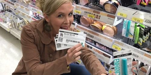 High Value $1/1 Wet 'n Wild Coupons = FREE Mascara at Walmart + HOT Deals at Target