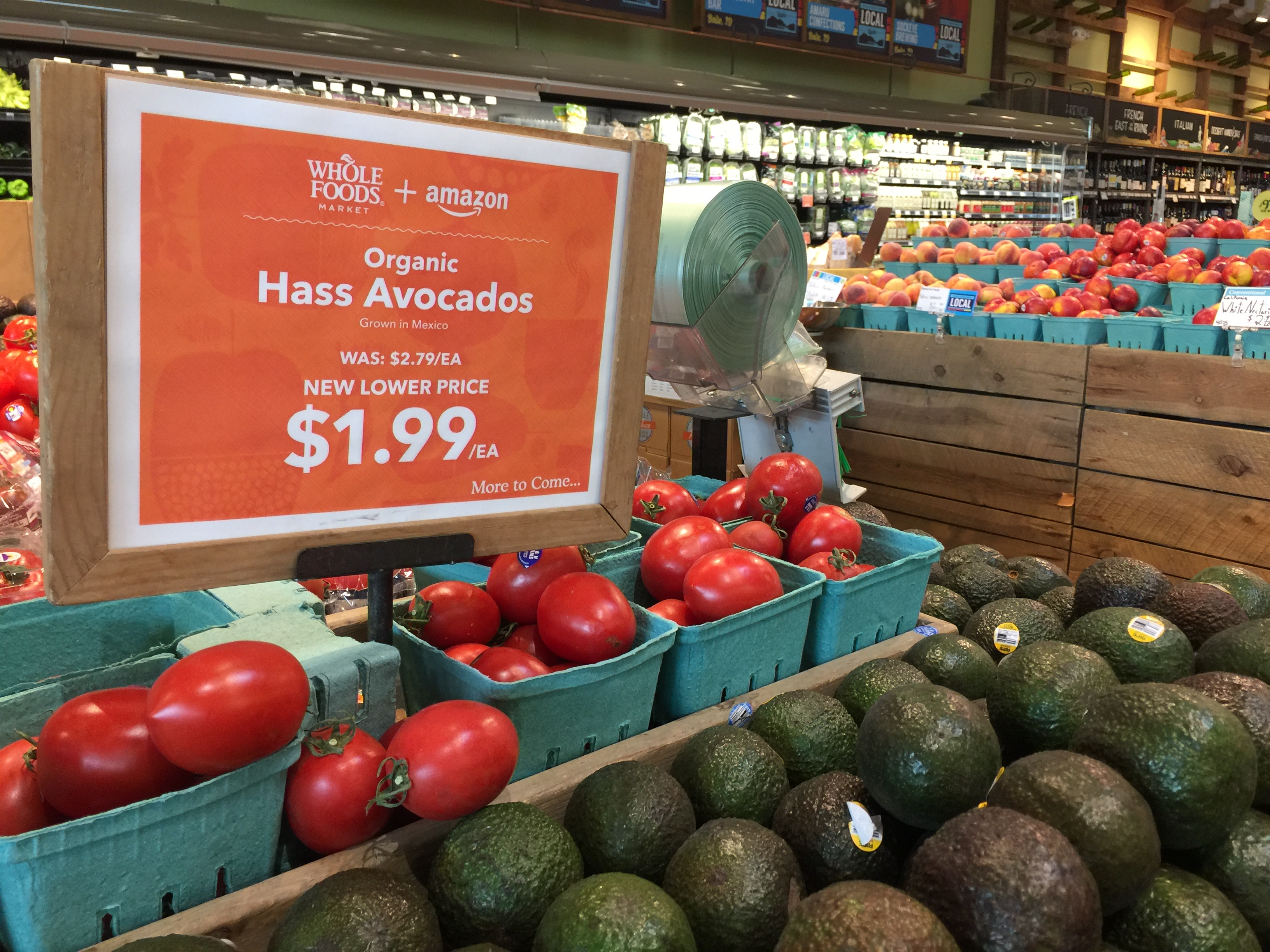 money-saving hacks at Whole Foods Market – savings on produce and other items for Prime members