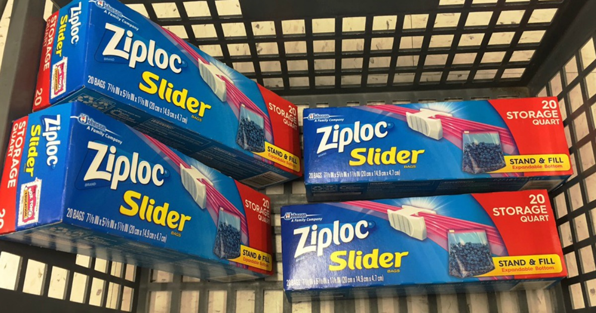 photograph relating to Ziploc Printable Coupons identified as Ziploc Baggage Basically $1 Soon after Positive aspects at Walgreens (Setting up 2