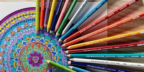 Amazon: Prismacolor Soft Core Colored Pencils 150-Ct Pack Only $49.95 Shipped (Fantastic Reviews)