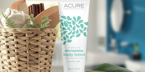 Amazon: Nice Discounts on Acure Beauty Care Products