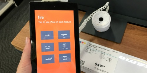 Prime Members! Amazon Fire 7 Tablet ONLY $34.99 Shipped