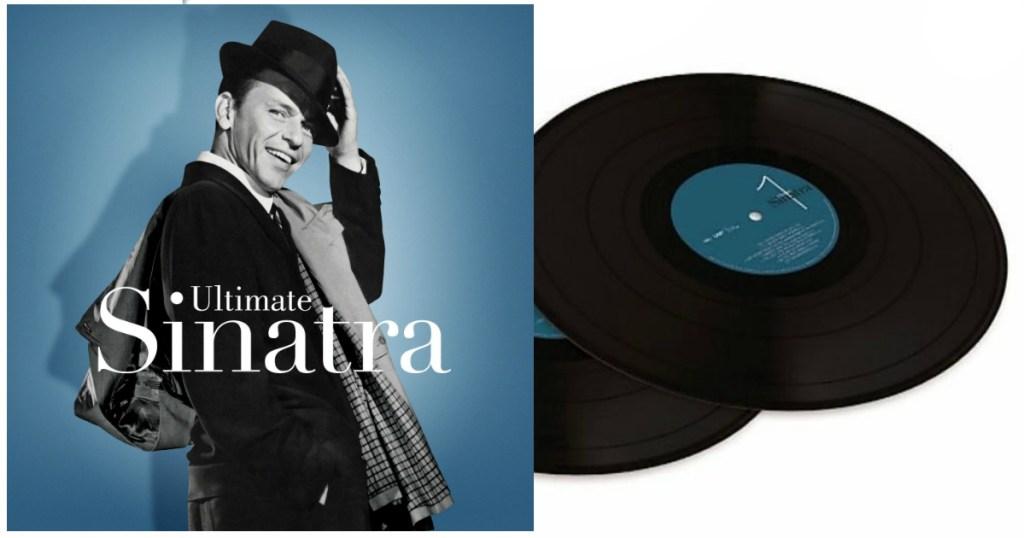 Frank Sinatra Vinyl Set Just 17 56 Regularly 30