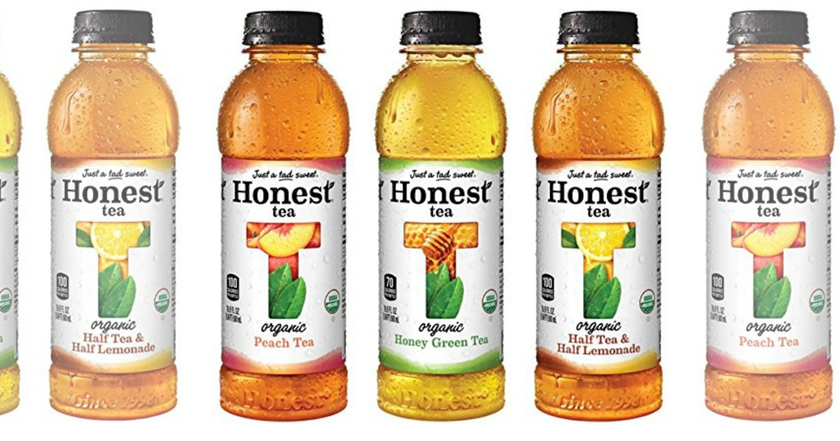 Amazon Honest Tea Organic 12 Count Variety Pack Only 760