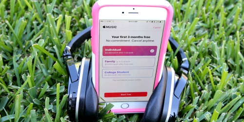Score 3 Free Months Of Apple Music (New Subscriber Deal)