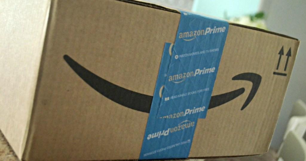 Anazon Prime Box