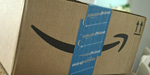 Amazon Prime: Household Sample Box Only $9.99 + Score $9.99 Credit