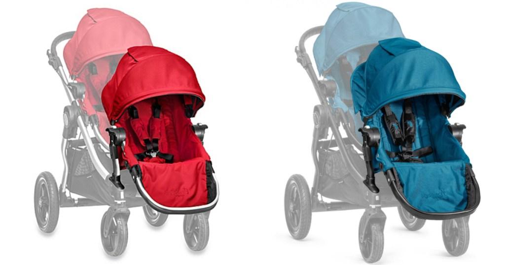 Baby Jogger City Select Second Seat Kits Just 84 99 Regularly 169