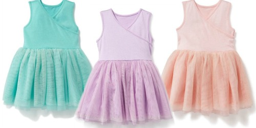 Old Navy: Extra 40% Off Clearance = Baby Tutu Dresses Only $4.78 + MORE (Ends at 9PM PST)