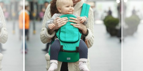 Amazon: BabySteps Ergonomic Baby Carrier Just $34.99 Shipped