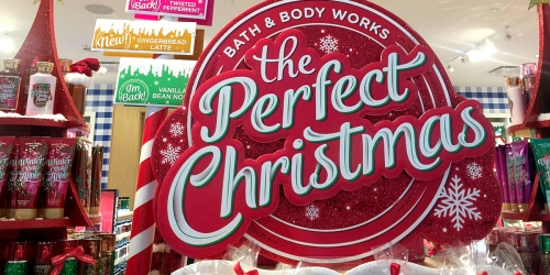 Bath & Body Works Now Hiring Seasonal Workers