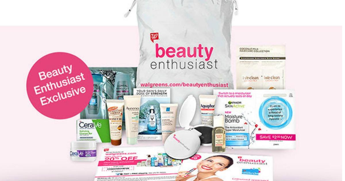 Walgreens sample bag