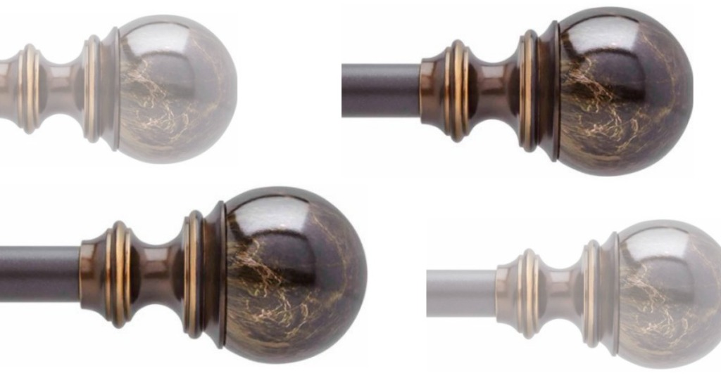 Better homes and gardens drapery rod only 5 - Better homes and gardens curtain rods ...
