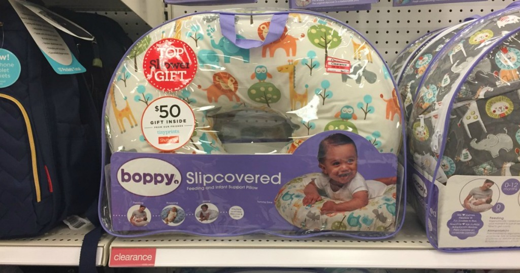 Target Clearance Find Boppy Slipcovered Infant Support