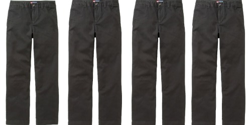 Kohl's Cardholders: Boy's Chaps Chino Pants Only $3.20 Shipped (Regularly $36) & More