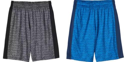Kohl's Cardholders: Boys Tek Gear Athletic Shorts Just $3.36 Shipped