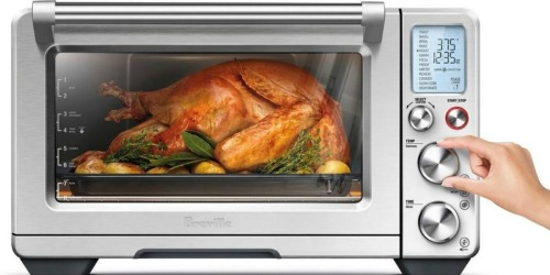 Highly Rated Breville Convection Toaster/Pizza Oven Only $319.99 Shipped (Regularly $400)
