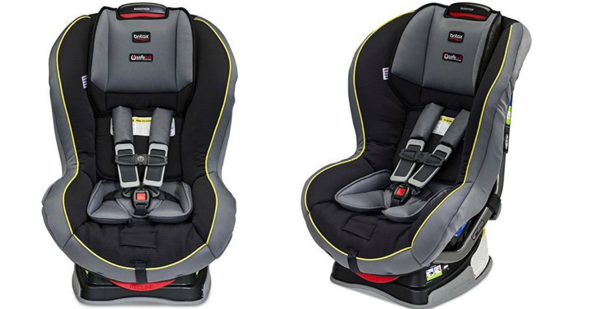 Britax Marathon Convertible Car Seat 159 Shipped Regularly 229 Today Only